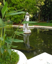 Der Botanische Garten Buenos Aires